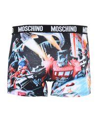 Moschino Black Boxer for men