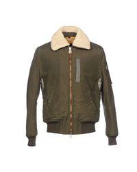 Historic Green Jacket for men