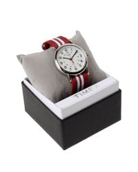 Timex Red Wrist Watch