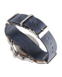 Timex - Blue Wrist Watch for Men - Lyst