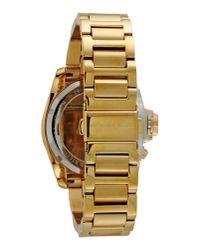 Michael Kors - Metallic Wrist Watch for Men - Lyst