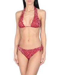 Sundek Red Bikini