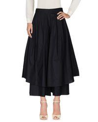 Brian Dales Blue 3/4 Length Skirt