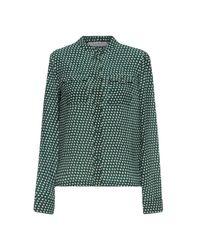 Philosophy Di Lorenzo Serafini - Green Shirt - Lyst