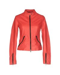 Vintage De Luxe Red Jacket