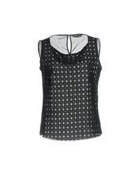 Brian Dales - Black Top - Lyst