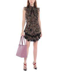 Coccinelle Purple Handbag