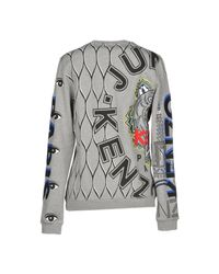 KENZO Gray Sweatshirt