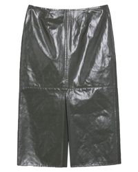 Céline Multicolor 3/4 Length Skirt