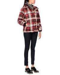 Marc By Marc Jacobs - Red Down Jacket - Lyst