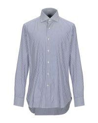 Agho Blue Shirt for men