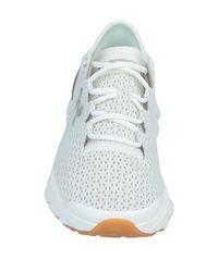 Sneakers & Tennis basses Under Armour en coloris White