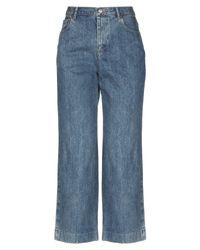 Pantaloni jeans di A.P.C. in Blue