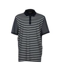 Michael Kors Blue Polo Shirt for men