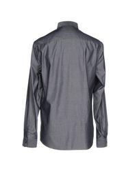 Low Brand Gray Shirt for men