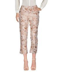 Fairly Pink Casual Trouser
