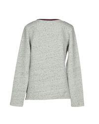 Maison Scotch - Gray Sweatshirt - Lyst