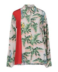 Camisa Stella McCartney de color Green