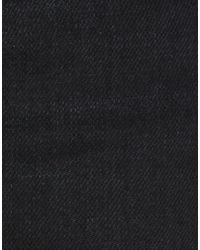 Gonna jeans di Ganni in Black