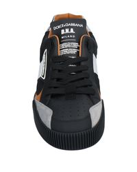 Dolce & Gabbana Low Sneakers & Tennisschuhe in Black für Herren