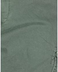Superdry Green Denim Trousers for men