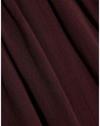 Zimmermann Purple Jumpsuit