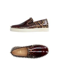 Christian Louboutin Multicolor Low-tops & Sneakers