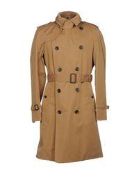 Sealup Natural Overcoat for men