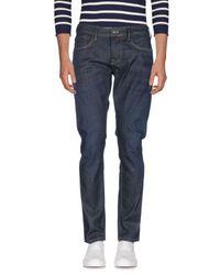 Pepe Jeans - Blue Denim Pants for Men - Lyst
