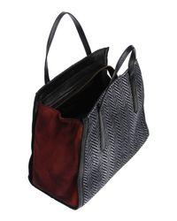 Caterina Lucchi Gray Handbag