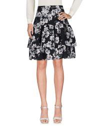Erdem Black Mini Skirt
