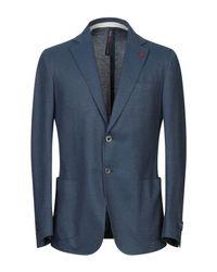 Tombolini Blue Blazer for men