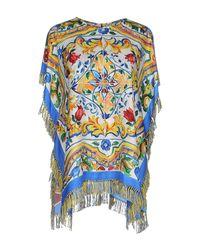 Blusa di Dolce & Gabbana in White