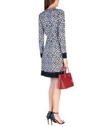 MICHAEL Michael Kors Blue Short Dress