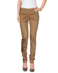Dondup Natural Casual Pants