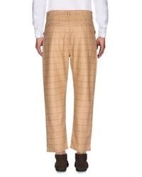 The Silted Company Natural Casual Pants for men