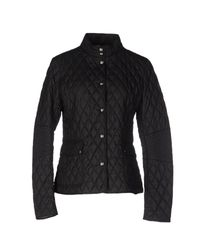 Belstaff Black Synthetic Down Jacket
