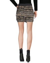 Isabel Marant Green Mini Skirt