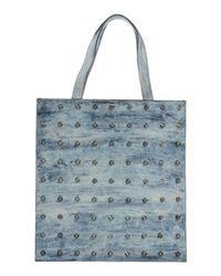 John Richmond - Blue Handbag - Lyst
