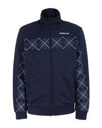 Adidas Originals Blue Sweatshirt for men