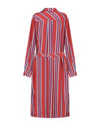 Robe courte Pepe Jeans en coloris Red