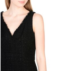 Alexander McQueen Black 3/4 Length Dress