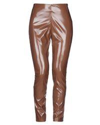 Pantalones Berna de color Brown