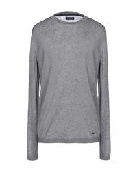 Woolrich Gray Sweater for men