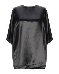 Blouse Jil Sander en coloris Black
