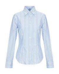Camisa Guglielminotti de color Blue