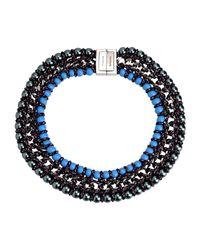 Proenza Schouler - Black Necklace - Lyst