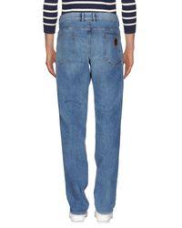 Love Moschino Blue Denim Pants for men