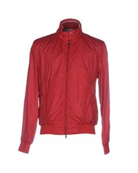 AT.P.CO Red Jacket for men