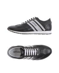 John Galliano Black Low-tops & Sneakers for men
